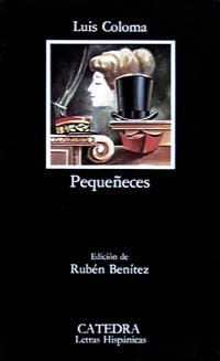 9788437600475: Pequeñeces (Letras Hispánicas)