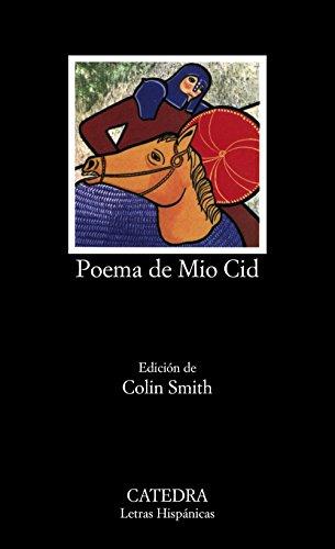 9788437600604: Poema de Mio Cid (Letras Hispánicas)