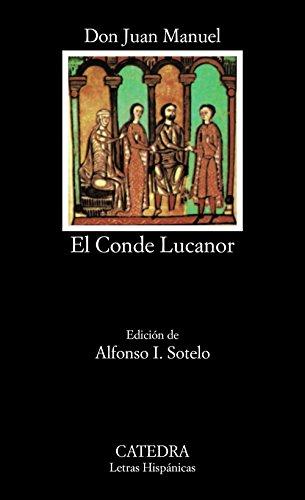 9788437600789: El Conde Lucanor: 53 (Letras Hispanicas)