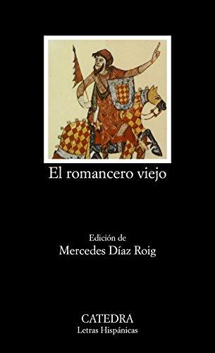 9788437600802: El romancero viejo (Letras Hispánicas)