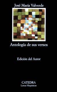 9788437601595: Antología de sus versos (Letras Hispánicas)