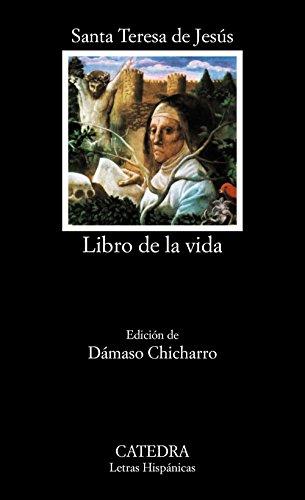 9788437601816: Libro de la vida (Letras Hispánicas)
