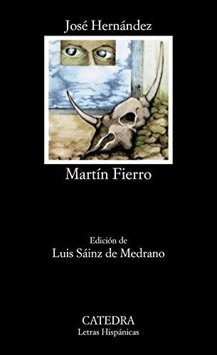 9788437601861: Martin Fierro (COLECCION LETRAS HISPANICAS) (Spanish Edition)