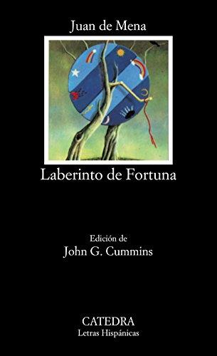 9788437602103: Laberinto de Fortuna (Letras Hispánicas)