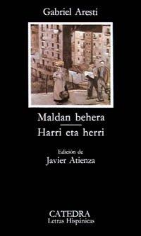 9788437602110: Maldan Behera: Harri Eta Herri (Letras hispánicas) (Spanish Edition)
