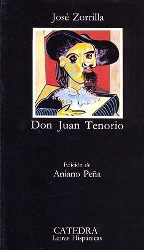9788437602134: Don Juan Tenorio (Letras Hispánicas)