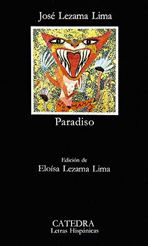 Paradiso Letras Hisp: Jose Lezama Lima
