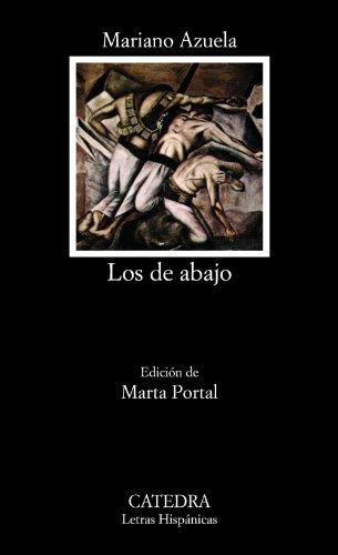 9788437602264: Los de abajo (Letras Hispánicas)