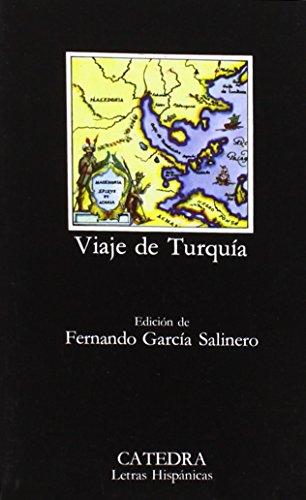 9788437602486: Viaje de Turquía: (La odisea de Pedro de Urdemalas) (Letras Hispánicas)