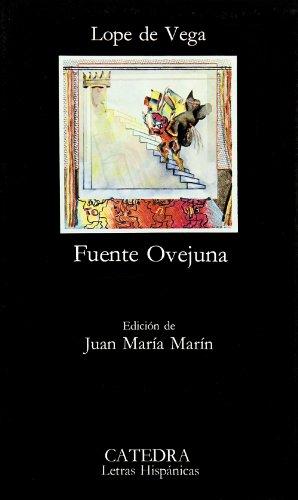 9788437602738: Fuente Ovejuna (Letras Hispánicas)