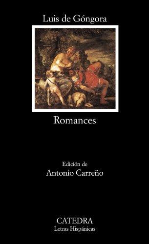 9788437603568: Romances (Letras Hispanicas) (Spanish Edition)