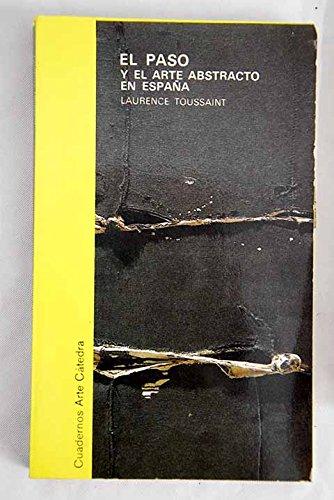 9788437603872: El Paso - Arte Abstracto En Espana (Spanish Edition)