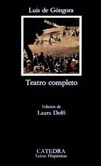 9788437603933: Teatro completo / Complete Theatre (Letras hispánicas) (Spanish Edition)
