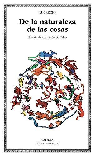 9788437604138: De la naturaleza de las cosas (Letras Universales) (Spanish Edition)