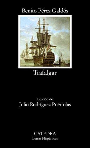9788437604190: Trafalgar (Letras Hispánicas)