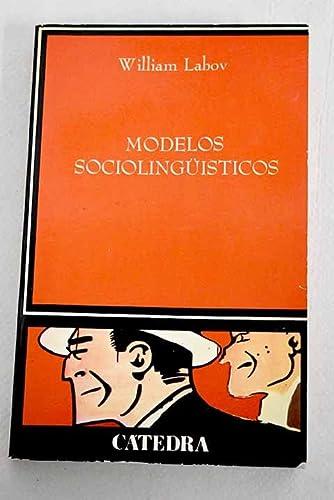 Modelos sociolingüísticos: Labov, William