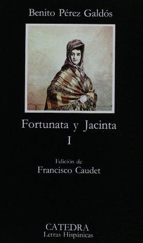9788437604398: Fortunata y jacinta -tomo I-: 1 (Letras Hispanicas (catedra)