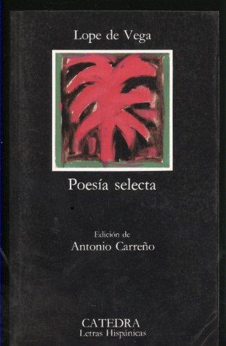 9788437604404: Poesía selecta (Letras Hispánicas)