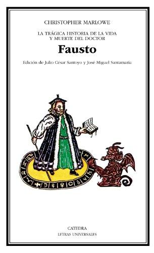 9788437604725: Fausto (Letras Universales) (Spanish Edition)