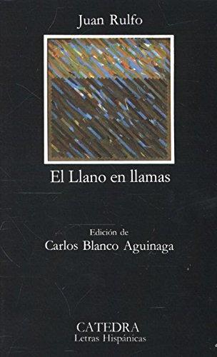 9788437605128: El Llano en llamas (Coleccion Letras Hispanicas, 218) (Spanish Edition)