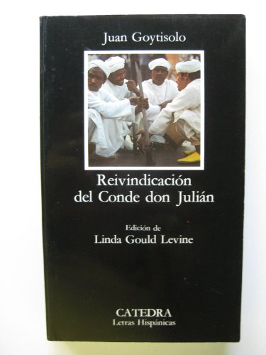 9788437605234: Reivindicacion del conde don julian (Letras Hispanicas (catedra)