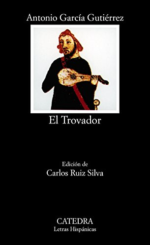 9788437605296: El trovador / The Troubadour