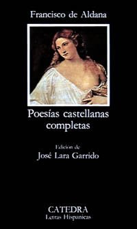 9788437605326: Poesias castellanas completas/ Complete Spanish Poetry (Letras Hispanicas/ Hispanic Writings) (Spanish Edition)