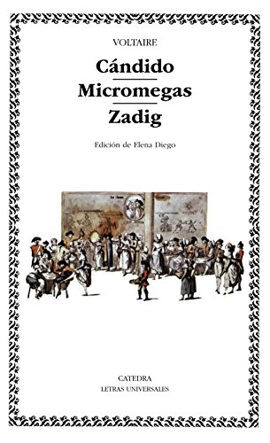 Candido - Micromegas - Zadig (Paperback): Voltaire