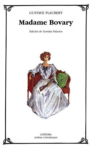 9788437605883: Madame Bovary (Letras Universales / Universal Writings) (Spanish Edition)