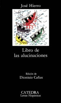 9788437605999: Llibro de las alucinaciones (Letras Hispánicas)