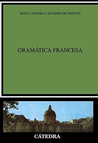 9788437606316: Gramática francesa (Lingüística)