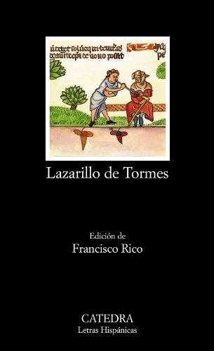 9788437606606: Lazarillo de Tormes (Letras Hispánicas) (Spanish Edition)