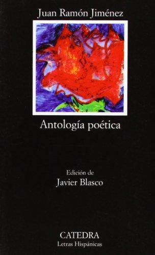 ANTOLOGIA POETICA: JIMÉNEZ, Juan Ramón