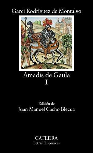 9788437606934: Amadis de Gaula