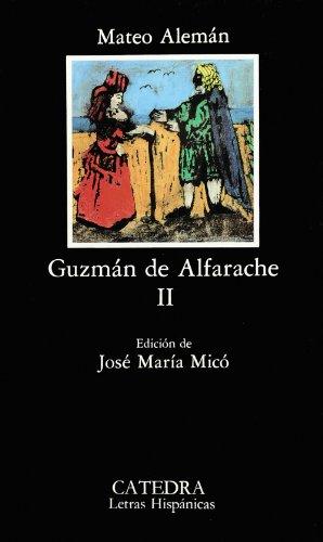 9788437607092: Guzman de Alfarache II