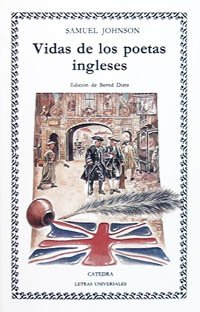 9788437607443: Vidas de Los Poetas Ingleses (Spanish Edition)