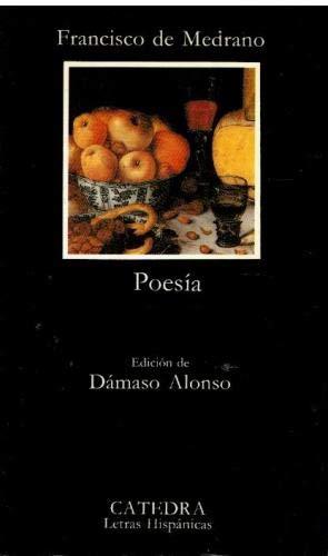 9788437607450: Poesia/ Poetry (Letras hispanicas) (Spanish Edition)