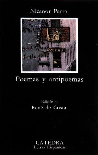9788437607771: Poemas y antipoemas: 1954: 287 (Letras Hispánicas)