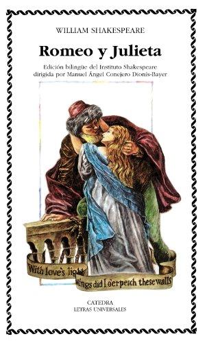 9788437607795: Romeo y Julieta (Letras Universales)