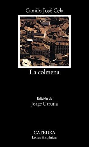 9788437607948: La colmena (Letras Hispánicas)