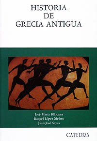 9788437608068: Historia de Grecia Antigua (Historia. Serie Mayor)