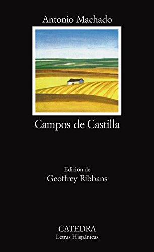 9788437608662: Campos de Castilla [Lingua spagnola]