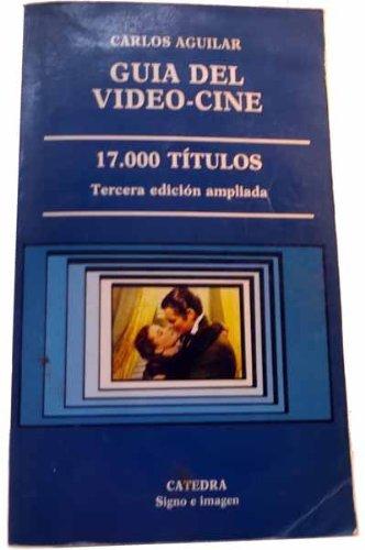 9788437609225: Guía del video-cine (Signo e imagen) (Spanish Edition)