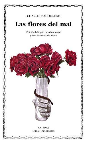 9788437609539: Las flores del mal (Letras Universales)
