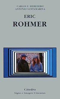 9788437610054: Eric Rohmer (Signo E Imagen)