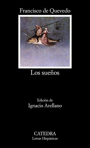 9788437610078: Los sueños (Letras Hispánicas)