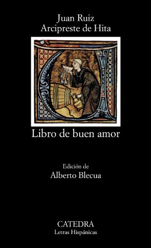9788437610115: Libro de buen amor (Letras Hispánicas) (Spanish Edition)