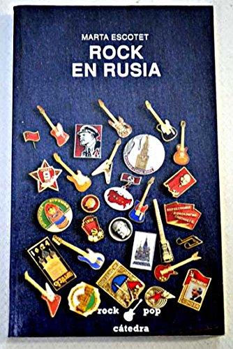 9788437610306: Rock En Rusia (Spanish Edition)
