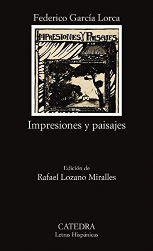 9788437610504: Impresiones y paisajes / Impressions and Landscapes (Letras Hispanicas / Hispanic Writings) (Spanish Edition)