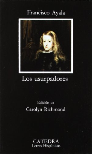 9788437610795: Los Usurpadores/ The Usurpers